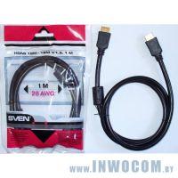 HDMI-HDMI Sven 1.0m
