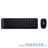 Logitech Wireless Combo MK220 Black (920-003169)