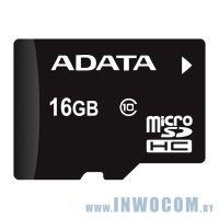 SDHC-micro Card 16Gb A-Data Class 10