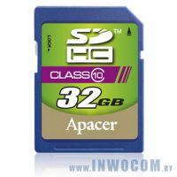 SDHC Card 32Gb Apacer Class 10