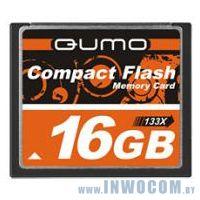 CF Card 16Gb QUMO 133x QM16GCF133