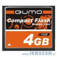 CF Card 4Gb QUMO 133x QM4GCF133