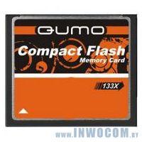 CF Card 8Gb QUMO 133x QM8GCF133