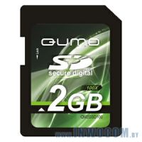 SD Card 2Gb QUMO QM2GSD