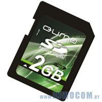 SD Card 2Gb QUMO QM2GSD100