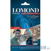 Бумага Lomond A6 (10x15) 280 г/м2 односторонняя матовая Сатин (20л)