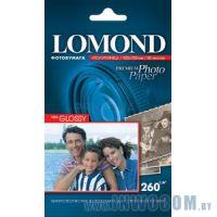Бумага Lomond A4 260 г/м2 односторонняя полуглянцевая (20л)