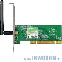 TP-Link TL-WN751ND, 150Мбит/с PCI