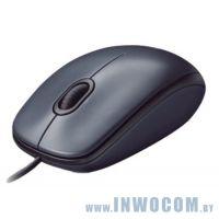 Logitech M90 USB Dark Grey (910-001794)