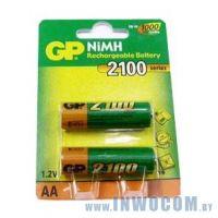 GP 210AAHC-2CR2 2100mAh AA 2шт