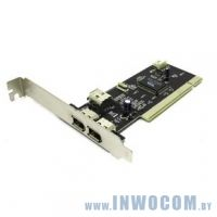 IEEE 1394 FireWire Card 3+1 port (VIA 6306) (oem)