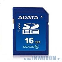 SDHC Card 16Gb A-Data class 10