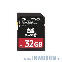 SDHC Card 32Gb QUMO QM32GSDHC10