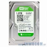 1000GB Western Digital WD10EZRX (5400rpm, SATA3-600, 64Mb)