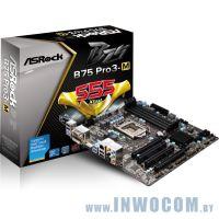 AsRock B75 Pro3-M (B75) mATX (RTL)