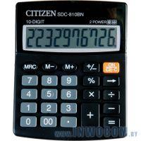 Калькулятор Citizen SDC-810BN