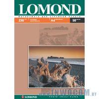 Бумага Lomond A4 230 г/м2 односторонняя матовая 25л
