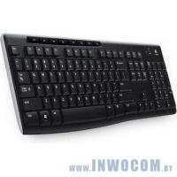 Logitech Wireless Keyboard K270 (920-003757)