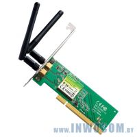 TP-Link TL-WN851ND PCI адаптер 300Мбит/с
