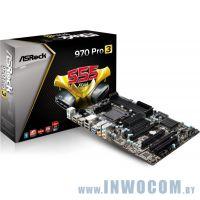 AsRock 970 Pro3 (AMD 970) ATX  (Ret)