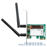 D-Link DWA-566 (up to 300Mbps) , PCI-E