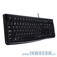 Logitech Keyboard K120 Black (920-002506)