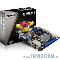Asrock E35LM1 (CPU AMD Zacate E240 + A50M) Mini-ITX RTL
