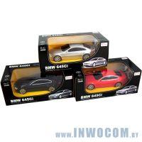 645-24/14700 Машина р/у 1:24 BMW 645Ci/Китай, ш/к 6930751300262