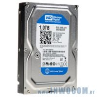 1000GB Western Digital WD10EZEX (7200rpm, SATA3-600, 64Mb)