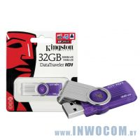 32Gb Kingston DataTraveler 101 G2 DT101G2/32GB Violet USB 2.0