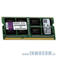 8Gb PC-10660 DDR3-1333 Kingston KVR1333D3S9/8G (SODIMM)