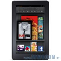 Amazon Kindle Fire (7, 1024x600 IPS, Android 4.0, 1.0GHz, 512Mb, 8Gb, Wi-Fi, Gorilla Glass)