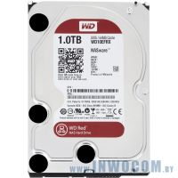 1000GB Western Digital WD10EFRX (5400rpm, SATA-3-600, 64Mb)