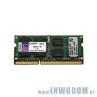 8Gb PC-12800 DDR3-1600 Kingston KVR16S11/8 (SODIMM)