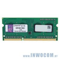4Gb PC-12800 DDR3-1600 Kingston KVR16S11S8/4 (SODIMM)