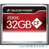 CF Card 32Gb Silicon Power 200x SP032GBCFC200V10
