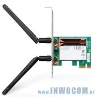 D-Link DWA-548 (up to 300Mbps) , PCI-E