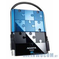 2.5 1Tb A-Data AHV610-1TU3-CBKBL USB 3.0, Black