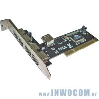 AgeStar PCI USB 2.0 AS-PU241-V