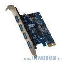 PCI-E -> USB 3.0 4 Port (CPEU3V4) VLI