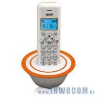 BBK BKD-815 RU (белый/оранжевый)
