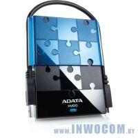 2.5 500Gb A-Data AHV610-500GU3-CBKBL USB 3.0 Black