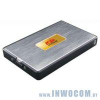 Внеш.корпус д/SATA 2,5 Agestar SUB2A11 алюминий USB2.0
