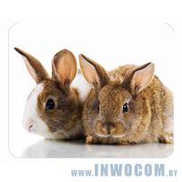 Коврик для мыши Buro BA01-10 Кролики