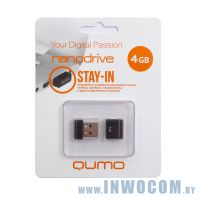 4GB QUMO Nano Black