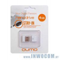 4GB QUMO Nano White