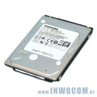 1.5TB Toshiba MQ01ABC150 (SATA-II, 5400rpm, 8Mb)