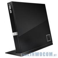 ASUS SBW-06D2X-U, USB, лоток, Slim, черный, RTL