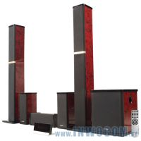 Microlab H-600 5.1 Red Wood
