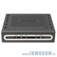 D-Link DSL-2500U/BA/D4A